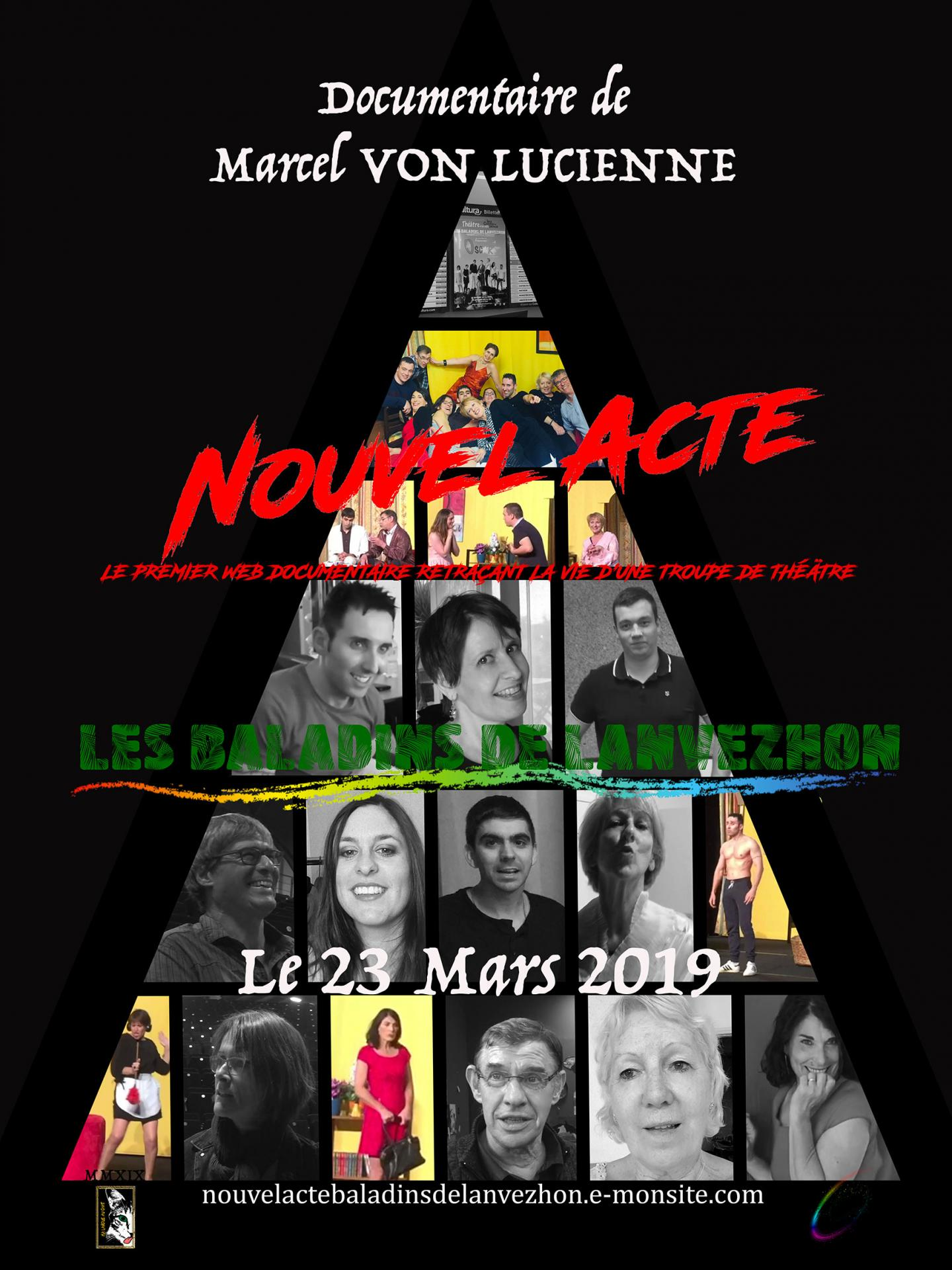 """NOUVEL ACTE"" AFFICHE OFFICIELLE 02"