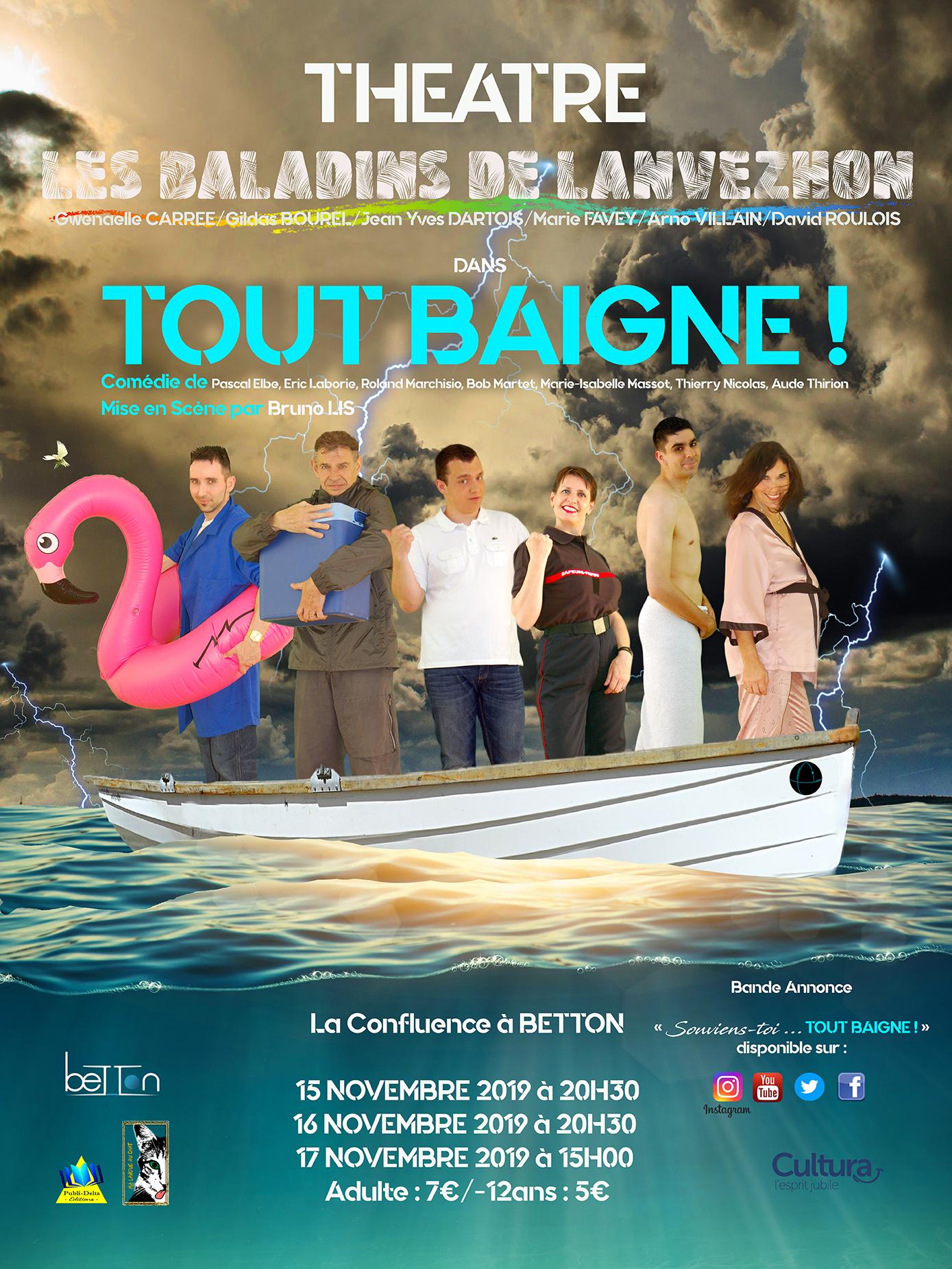 Tout Baigne ! 2019